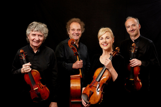 Takács Quartet Photo Keith Saunders 2017 02 2000