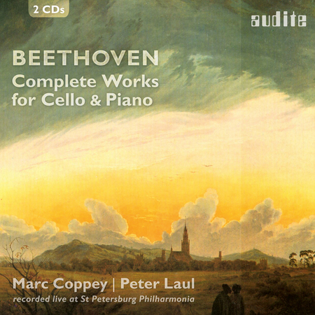Coppey Laul Beethoven Complete Works For Cello And Piano